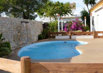 piscina nº 5 instalada